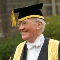 University Chancellor, Sir Menzies Campbell