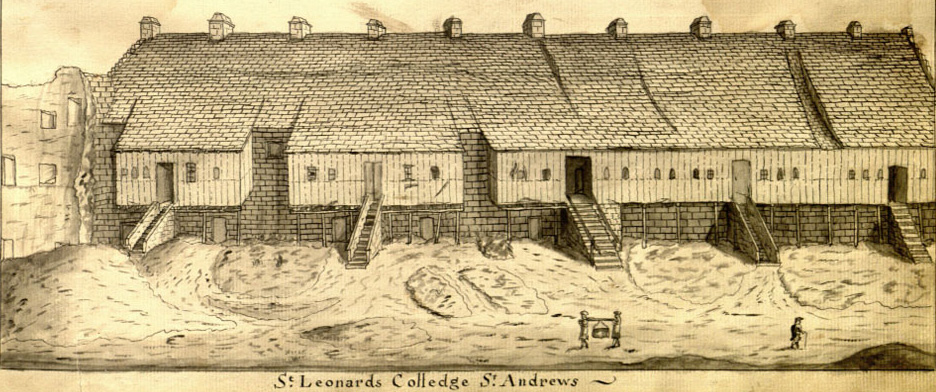 St Leonard's College illustration