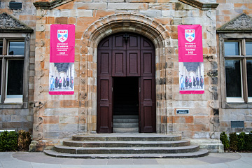 St Salvator's Quadrangle