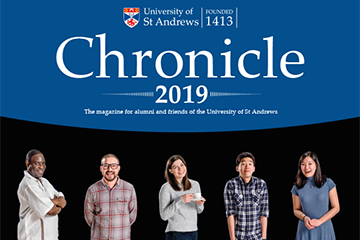 Chronicle 2019 cover