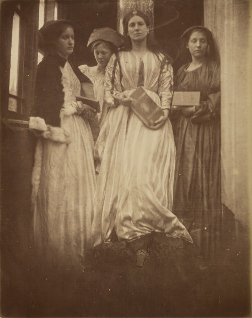 The Princess - Albumen print by Julia Margaret Cameron