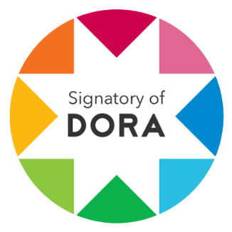 The Declaration on Research Assessment (DORA) logo