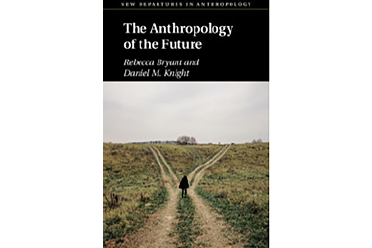 Book cover of Anthropology of the Future