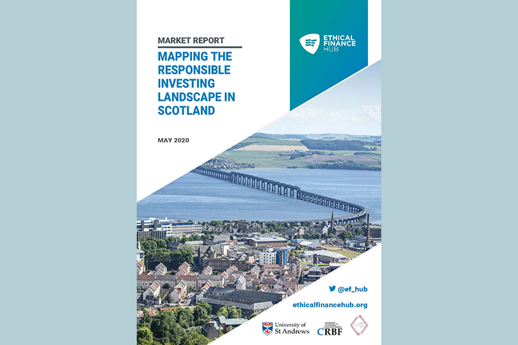 Mapping the Responsible Investing Landscape in Scotland - cover