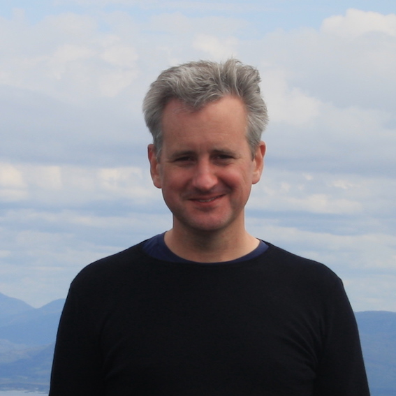 Image of School of Mathematics and Research Director of Teaching, Mike Todd