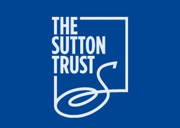 Logo of The Sutton Trust