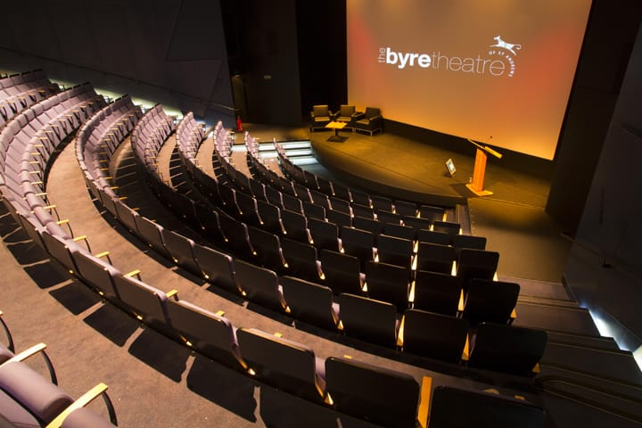 Byre theatre main room