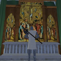 Take a (Virtual) Tour of St.Andrew's Cathedral in the year 1318
