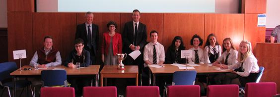 group image of John Stuart Mill competition