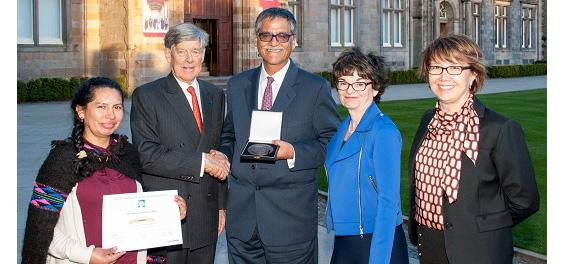 prize recipients