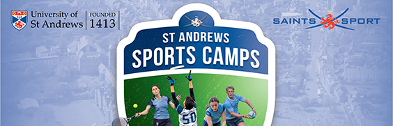 sports camps poster