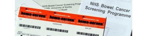NHS screening kit