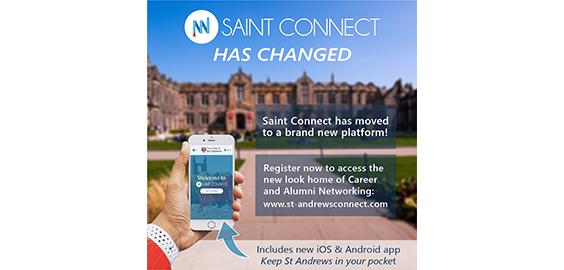 saint connect poster