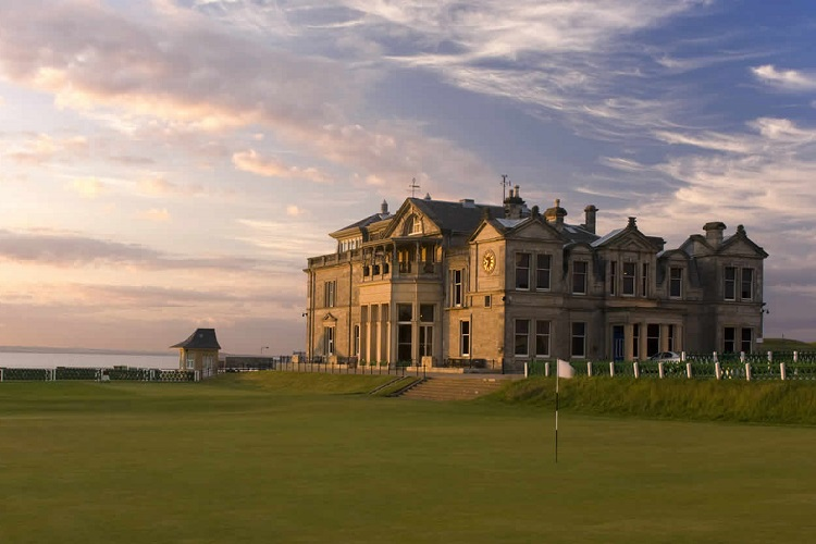 The Royal & Ancient Golf Club of St Andrews