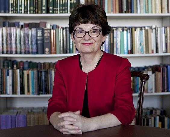 Sally Mapstone