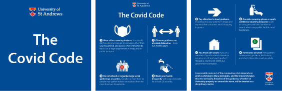 covid code illustrations