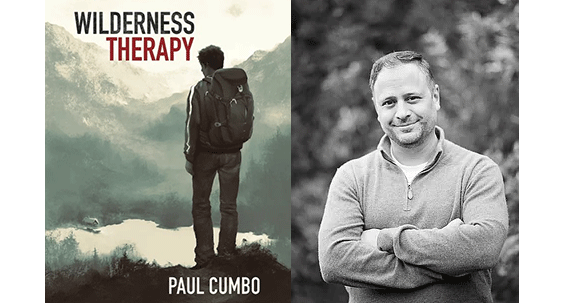 paul cumbo and book cover