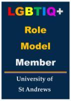 LGBTIQ+ Staff Role Models logo