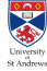 University of St Andrews crest