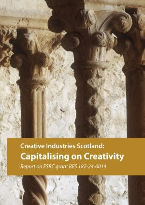image of report cover for Capitalising on Creativity
