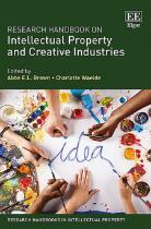book cover: Intellectual property and creative industries