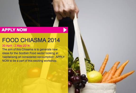 photo and title for Food chiasma May 2014