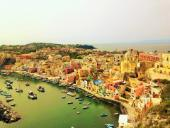 Photo of the Island of Procida, Italy