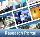Research Portal link