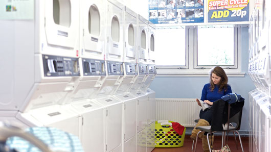 New Hall laundry