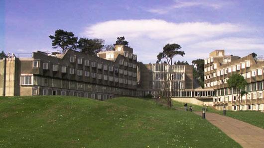 Andrew Melville Hall Student Accommodation University