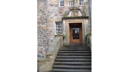 Deans Court entrance