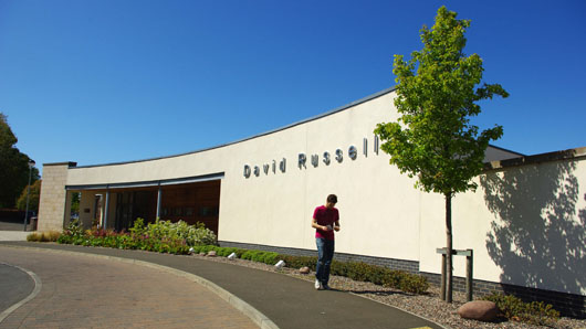 Andrews Car Centre >> David Russell Apartments | Student accommodation | University of St Andrews