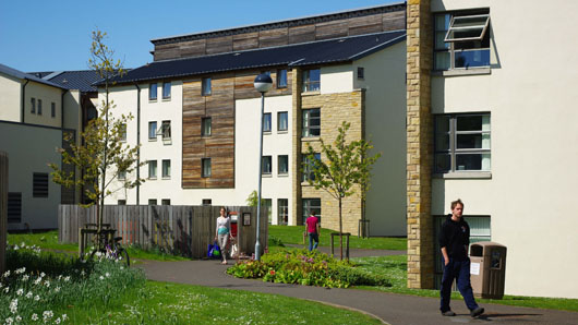 David Russell Apartments Student Accommodation