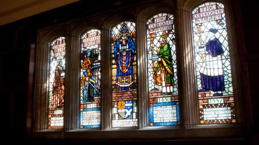 St Salvator S Hall Room