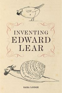 Inventing Edward Lear book cover