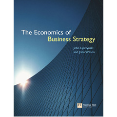 The Economics of Business Strategy cover