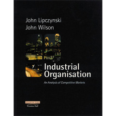 Industrial Organisation (2001) cover