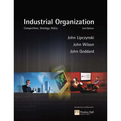 Industrial Organization (2005) cover