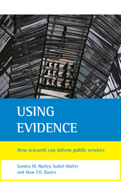 Using Evidence book cover
