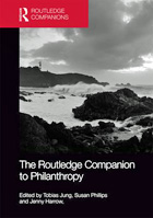 Routledge Companion to Philanthropy - cover