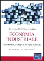 Economia industriale - cover