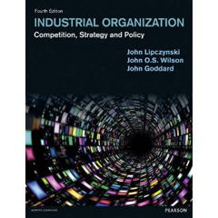 Industrial Organization, 4th edition - cover