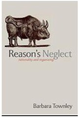 Reason's Neglect cover