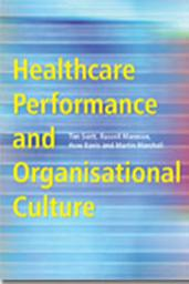 Healthcare Performance book cover