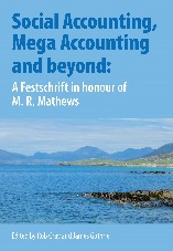Social Accounting, Mega Accounting and Beyond book cover