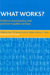 What works cover