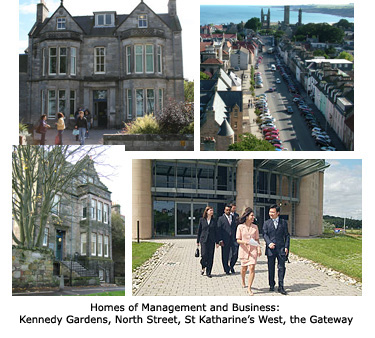 Homes of Management and Business: Kennedy Gardens, North Street, St Katharine's West, the Gateway