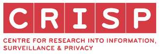 Centre for Research into Information, Surveillance & Privacy (CRISP) logo
