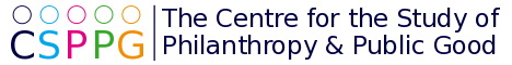 Centre for the Study of Philanthropy and Public Good - logo