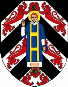 Logo of St Leonard's College at the University of St Andrews